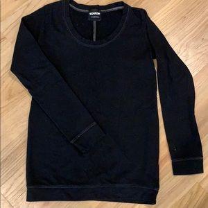 Monrow Black Sweatshirt / size S